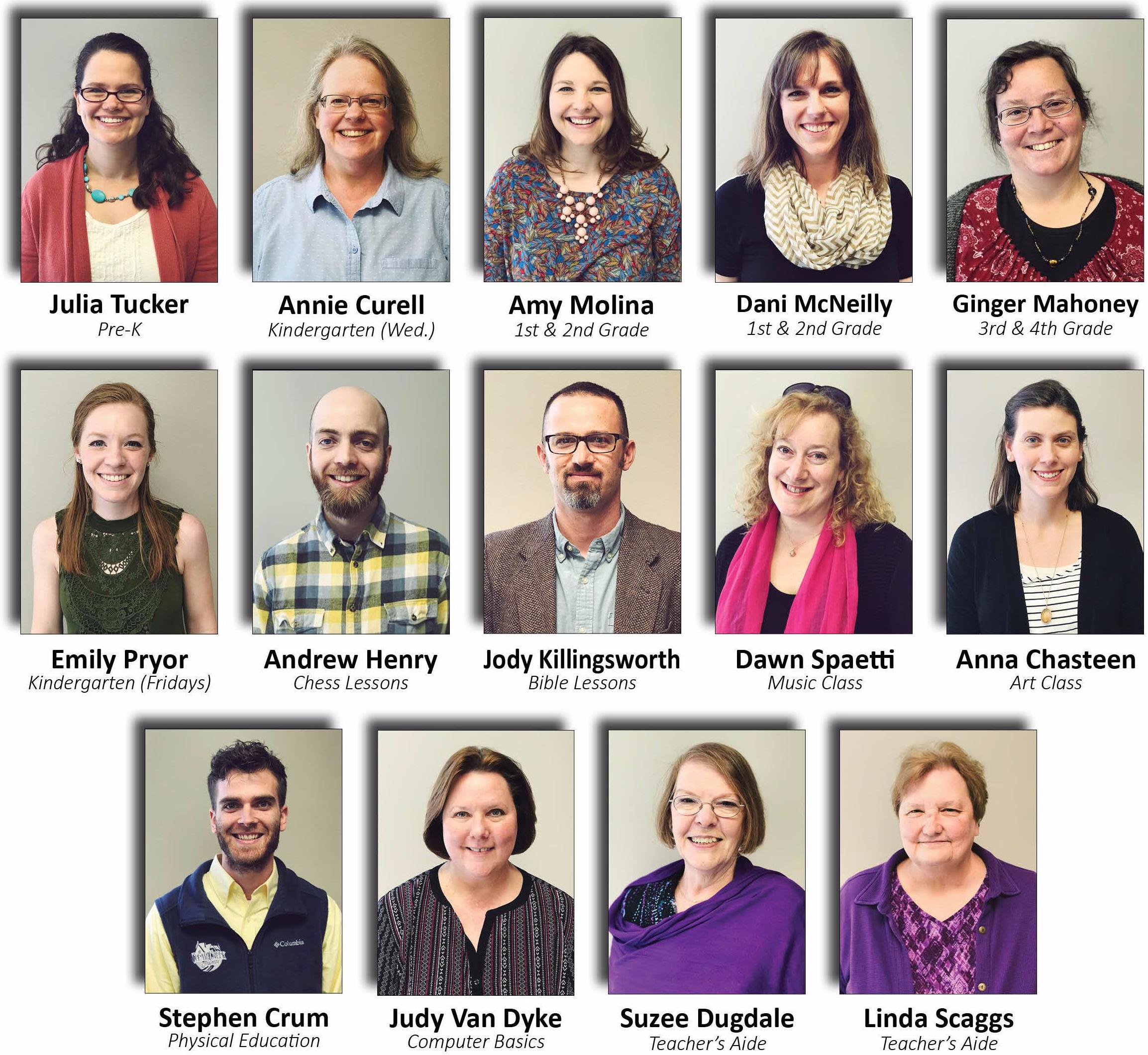 Cedars Staff